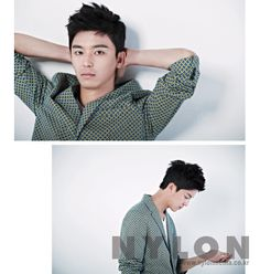 Yun Woo Jin - Nylon Magazine July Issue 13