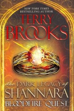 Bloodfire Quest by Terry Brooks