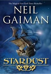 Stardust by Neil Gaiman. Did not know the movie was based on a book. Need to read the book. I loved the movie I Love Books, Great Books, Books To Read, My Books, Fantasy Authors, Fantasy Books, Fantasy Fiction, Stardust Neil Gaiman, Science Fiction