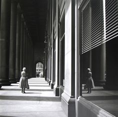 Vivian Maier. 'Chicago' Nd