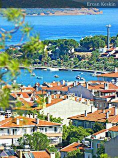 Armutçuk sahili - Ayvalık Visit Turkey, Istanbul, River, Outdoor, Outdoors, Outdoor Games, The Great Outdoors, Rivers
