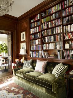 Loving the couch and shelves