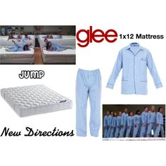 """New Directions (Glee) : Jump"" by aure26 on Polyvore"