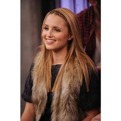 FUCK YEAH QUINN FABRAY ❤ liked on Polyvore