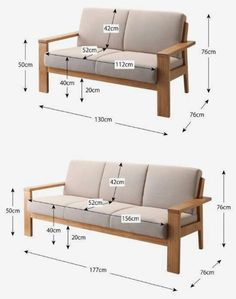 Small Home Interior Muebles.Small Home Interior Muebles Modern Wood Furniture, Diy Furniture Couch, Diy Sofa, Diy Outdoor Furniture, Pallet Furniture, Furniture Projects, Furniture Plans, Outdoor Sofa, Furniture Design