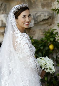 absolutely gorgeous!! Wedding of Prince Felix and Claire Lademacher - Religious Ceremony