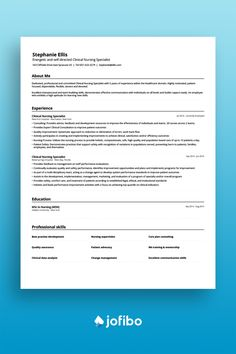 The traditional reverse chronological CV template, which still is a go to favourite by many Best Cv Template, Modern Resume Template, Resume Template Free, Basic Resume, Professional Resume, Modern Resume Format, Chronological Resume Template, Sales Resume, Functional Resume