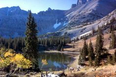 The 10 Least Crowded U.S. National Parks. Great Basin National Park, Nevada.