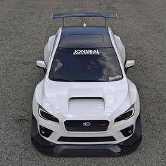 いいね!1,120件、コメント16件 ― InstaWRX | Subaru Ambassadorさん(@instawrx)のInstagramアカウント: 「Fuhhhhh . Someone build this! . . . . Designed by : @jonsibal . . . . . . . . .…」