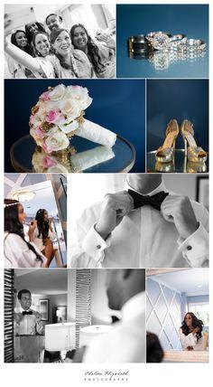 Portofino Hotel, Redondo Beach, CA // hotelportofino.com // Photos by @chelseaestudio //chelseaelizabeth.com // Wedding on the water. Overlooking the pacific ocean in Los Angeles. Getting Ready, Wedding Decor, Bride and Groom