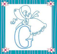 RW SB Alphabet Letter G