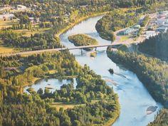 Red Deer Alberta Canada     where I live