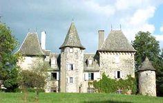 Château de Lamartinie ►► http://www.frenchchateau.net/chateaux-of-auvergne/chateau-de-lamartinie.html?i=p