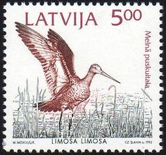 List of birds on stamps of Japan