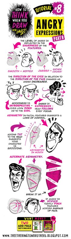 Today's tutorial request came via email from Naomi Anfisa who asked for a tutorial on FACIAL EXPRESSIONS.  Another big topic this, so I'm go...