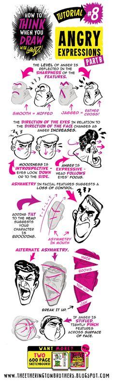 Expressions faciales 2