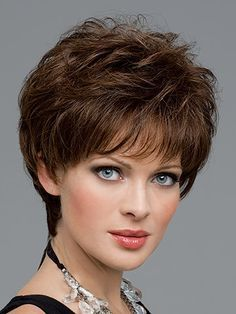 The best haircuts show off the woman -not the cut.     Nice