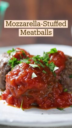Fun Baking Recipes, Meat Recipes, Appetizer Recipes, Dinner Recipes, Cooking Recipes, Meatball Recipes, Appetizers, Tortas Low Carb, Tastemade Recipes