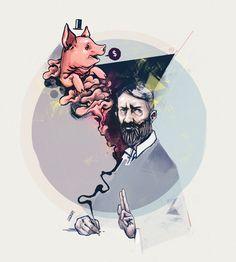 I. D. V. - Illustration
