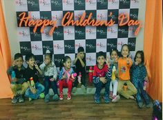 """""""We all never really grow up, we only learn how to act in public. Happy Children's Day to all those  who have a sparkle of a child in them. #happychildrensday #jawaharlalnehru #musikstreet #child #musicinstitutevasundhara"""