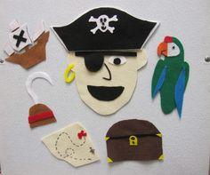 pirate flannel