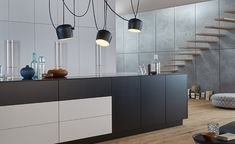 Leicht Kitchen Design Centre | Modern German Kitchens #kitchendesign