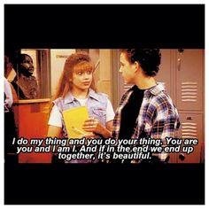 "In honor of,""Girl meets World"" #tbt #boymeetsworld #Disney #90s #childhood #love"