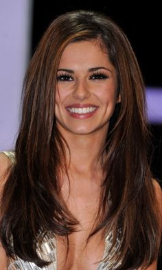 Cheryl Cole Opts For A Bold Fringed Hairstyle, October 2007