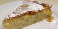 Brzi kolač od jabuka (bez jaja, vegan)