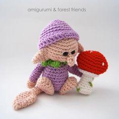 amigurumi-haken.be: Laat de herfst maar komen met Forest Friends !