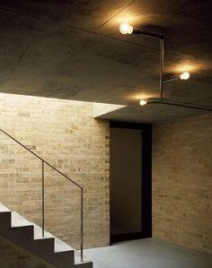 Caruso & St John | Brick House (Casa de Ladrillo) | Londres, Reino Unido | 2005