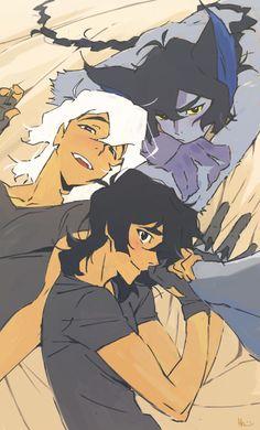 "khoo8: "" "" Keith | White haired Kieth and Galra! Kieth"
