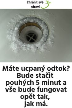 Máte ucpaný odtok? Bude stačit pouhých 5 minut a vše bude fungovat opět tak, jak má. Fast Weight Loss Diet, Weight Loss Shakes, Weight Loss Meal Plan, Weight Loss Tips, Lose Weight, Shake Recipes, Home Hacks, Burn Calories, Diet Tips