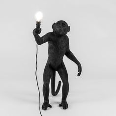 Dwell - Seletti Monkey Lamps Bring a Slice of Wilderness to Your Outdoors