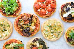 Deixe a gastronomia fluir e prepare uma pizza! Crie novos sabores, brinque com o paladar!