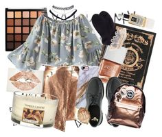 Copper by marinia on Polyvore featuring polyvore, fashion, style, Boohoo, Wet Seal, Dr. Martens, Hype, Vintage, LR Modern Alchemy, Nails Inc., Yankee Candle, Morphe, Oliver Gal Artist Co., Nika, INC International Concepts and clothing