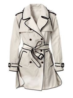 The right pick if you're: Pear-shaped. This cut won't pull over your hips. Club Monaco, $249; clubmonaco.com  Read more: Trench Coats for Women - Classic Womens Trench Coat - Redbook
