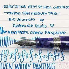 Esterbrook The Journaler Nib A Great Writer for Handwriting and Journaling 1 - Azizah Asgarali
