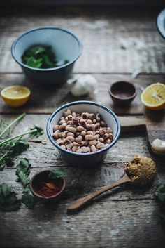 Black Eyed Pea Hummus / Beth Kirby | {local milk}, via