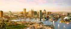 8 Tips for Visiting Baltimore in the Summer. Baltimore Inner Harbor