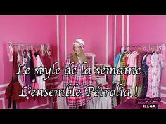 """L' ensemble Pétrolia """"By Capucine Ackermann"""" 🎀 😃"""