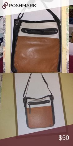 The Sak leather crossbody bag Brand new in box. Laurel crossbody bag by The  Sak 8f9a26f08a