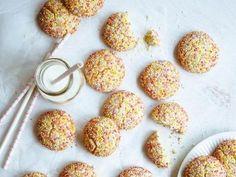 Fairy Biscuits Recipe