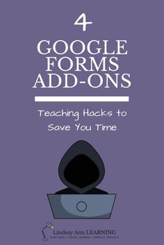 Who doesn't like time saving tricks and tips for Google forms? Great for the classroom teacher.