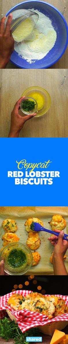 Copycat Red Lobster Biscuits