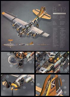 B17 Exploded View