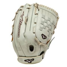 """Mizuno MVP Prime SE GMVP1300PSEF1 13"""" Special Edition Women's Fastpitch Outfield/Utility Glove - Silver/Brown (Right-Handed Throw) BTS,http://www.amazon.com/dp/B00H5VQ39Y/ref=cm_sw_r_pi_dp_ZhjSsb039HFB11GG"""