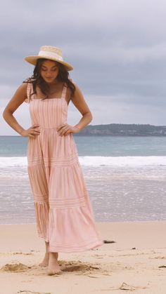 Beach Dresses, Cute Dresses, Summer Dresses, Cute Girl Outfits, Outfits With Hats, Goa Dress, One Piece Gown, Casual Indian Fashion, Stylish Dresses For Girls