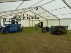Another look at the Marquee from the Chelmsford Beer festival