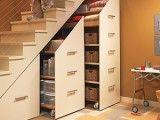 15 Hallway Under Stairs Storage Ideas